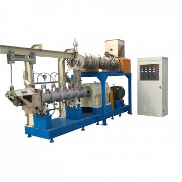 Small Capacity 100-150 Kg/H 200-250 Kg/H Dog Bird Cat Kibble Puppy Food Making Machine