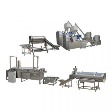 Cheetos Corn Curls Kurkure Snacks Food Extruder Making Machine