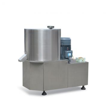 Corn Curls Breakfast Cereal Making Machine Corn Puff Snack Maker Inflated Snack Processing Line