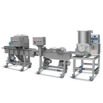 Automatic Chicken Nuggets Forming Maker Food Making Machine