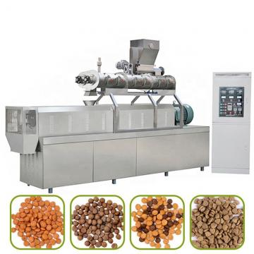 Dog Pet Food Production Line Fish Feed Extruder Machine