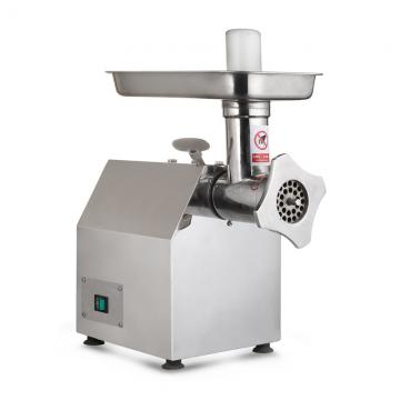 Industrial Stainless Steel 750W /1300W/1800W Food Machinery Meat Grinder Electric Sausage Maker