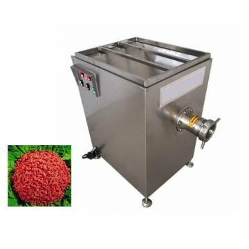 Stainless Steel Manual Industrial Electric Meat Mixer Grinder