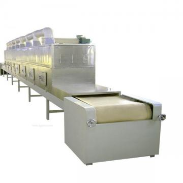 Factory Direct Industrial Continuous Microwave Dryer and Sterilizer Oven for Potato Chips Drying Machine Roaster Dryer