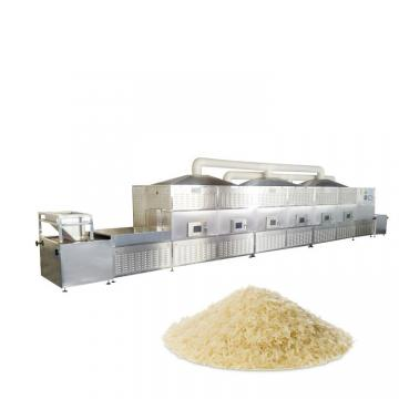 Macadamia Nuts Microwave Drying Machine Oven
