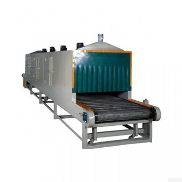 Mesh belt dryer for briquettes