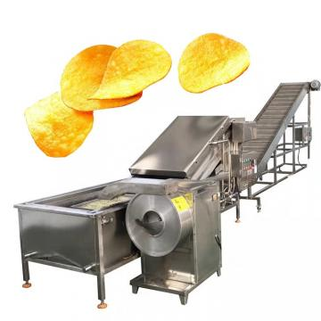 Automatic Potato Chips Machines French Fries Machine Automatic Automatic Potato Chips French Fries Making Machines For Selling