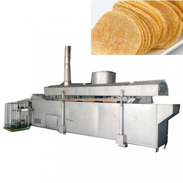 Small scale China Hot Sale Industrial Automatic Potato Chips Maker Machines