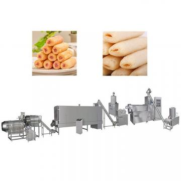 Corn Flakes Breakfast Cereal Puff Snacks Food Processing Extruder Price