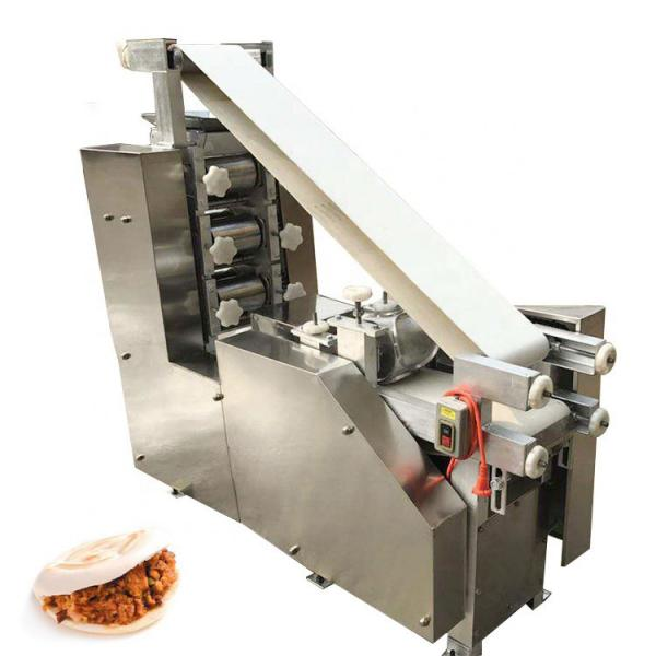 Trade Assurance Automatic Chapati Roti Pancake Tortilla Making Machine #1 image