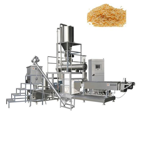 Dayi Commercial High Quality Corn Grifts Puff Extruded Machine #1 image