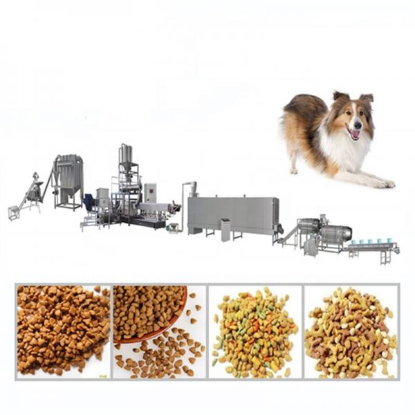 Pet Foods Filling Line Pellets Packing Machine #1 image