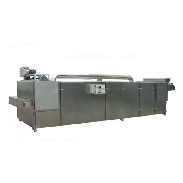 BOPP PE Pet Paper High Speed Multifunction Food Laminated Pouch Machinery Center Seal Automatic Plastic Bag Making Machine #1 image