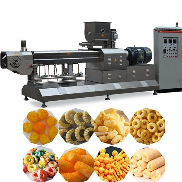 Dayi Automatic Fried Crispy Wheat Flour Snacks Food Extruder #1 image