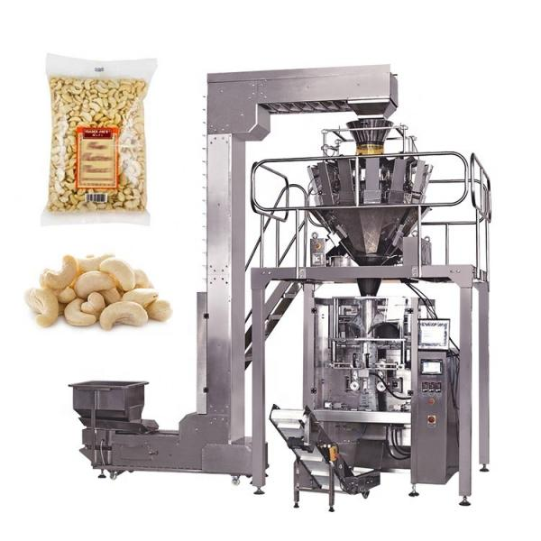 Auto Cashew Nut and Seeds Weighing Packing Machine #1 image