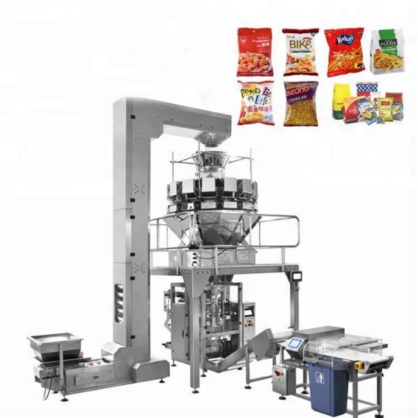 Puffy Granule Packing Machine with Weigher Made in China #1 image