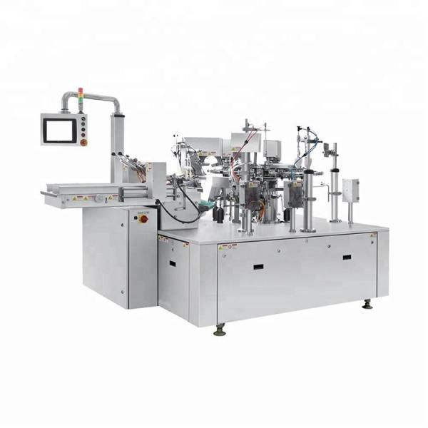 Corn Starch Making Packing Machine Quantitative Automatic Starch Packaging Processing Line #1 image