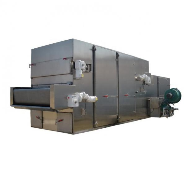 loose fiber slab continuous dryer high efficiency drying machine conveyor belt dryer machine drier #3 image