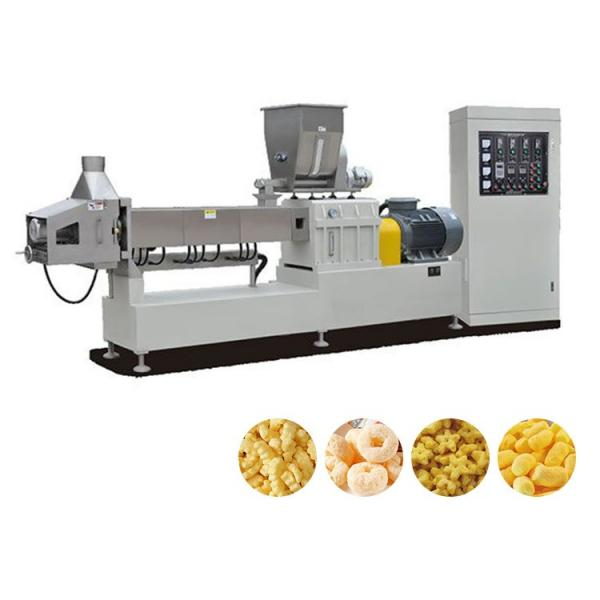 Production Food Line Floating Fish Feed Production Equipments Flying Fish Feed Production Machine Mini Fish Food Extruder Producing Line Floating Food Manufacture Equipment #2 image