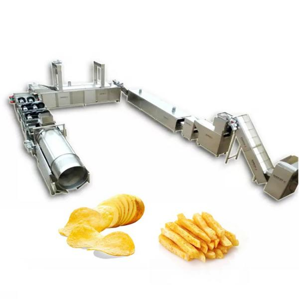 Factory Price Automatic Potato Chips Pillow Bag Packing Machine #3 image