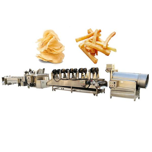 Full Automatic Potato Chips Packing Machine Price with 10 heads weigher #1 image