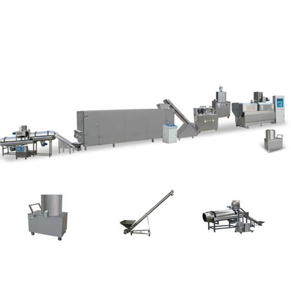 Small Corn Puff Extruder Snack Machine Expand Corn Snacks Food Machinery Production Line Price #3 image