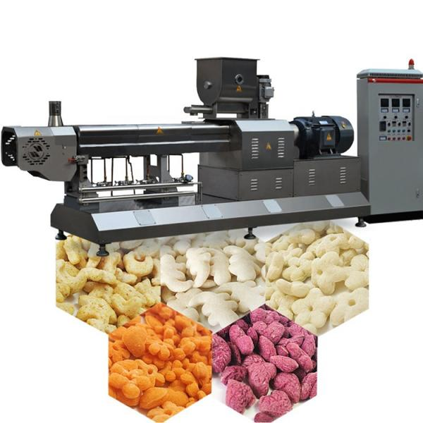Production Food Line Floating Fish Feed Production Equipments Flying Fish Feed Production Machine Mini Fish Food Extruder Producing Line Floating Food Manufacture Equipment #1 image