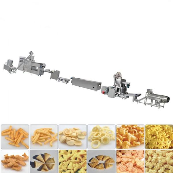 Small Corn Puff Extruder Snack Machine Expand Corn Snacks Food Machinery Production Line Price #1 image