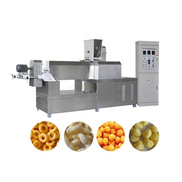 dry animal pet dog food pellet making processing extruder machine pet food production line price #1 image