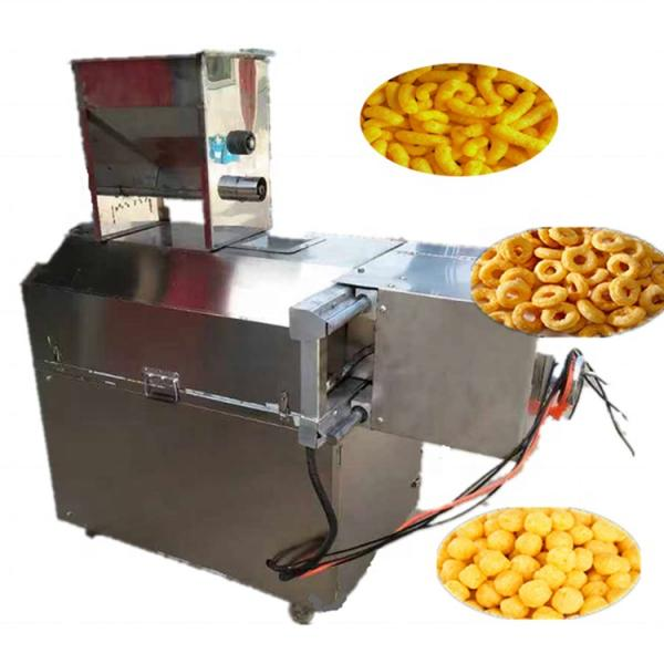 Breakfast Cereals Snacks Processing Machines / Production Line / Extruder #1 image